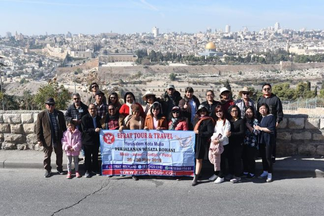 Tour ke Israel Gallery 20 - 30 November 2019 Group 1  1 76957685_10157931619643324_9002582242207203328_o