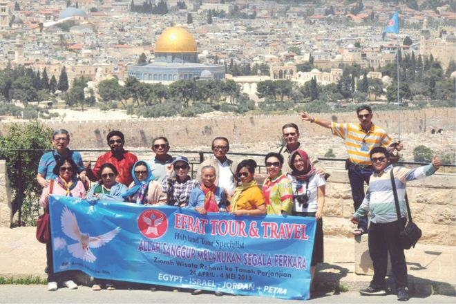 Tour ke Israel Gallery 24 April - 4 Mei 2015 2 holyland_tour_2